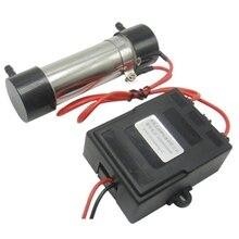 Ac220в 500 мг генератор озона трубка для DIY очистки воды очиститель воздуха дома