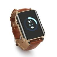 Старый позиционирования часы-телефон умные часы держит GPS устройства слежения на большой экран и большой экран типа сердечный ритм