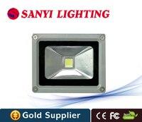 Ao ar livre CONDUZIU a luz de inundação lâmpada 50 w holofote LED spot light LED da arruela da parede AC85-265V IP65 para construção civil