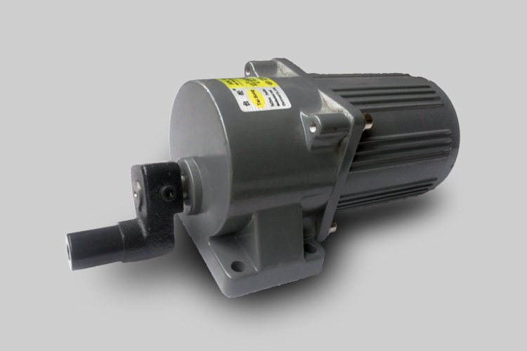 Фотография AC220V 40W 50K Horizontal Crank Motor Micro Gear Reducer Motor Power Tools / Large Toys / DIY Accessories