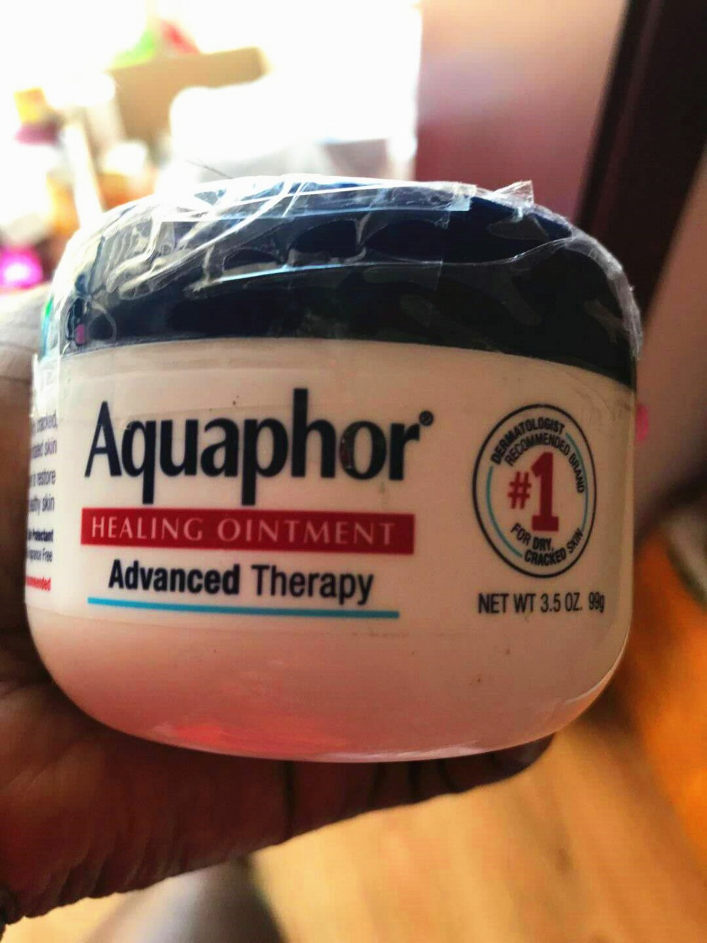 Aquaphor Advanced Therapy Healing Ointment Skin Protectant / 3.5oz exploring therapy spirituality and healing