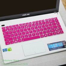 14 Silicone Laptop Keyboard Cover Skin Protector For Asus F455L A456U A455L Y481c K45V