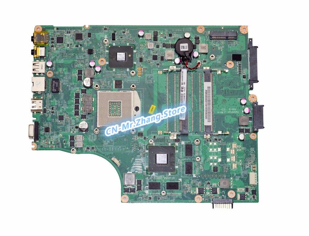 SHELI FOR font b Acer b font Aspire 5745G Laptop Motherboard MBR6X06001 MB R6X06 001 DA0ZR7MB8F0