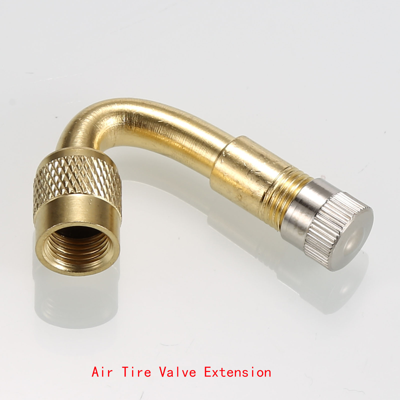Air Tyre Valve Extension 45°90°135°Angle Adaptor Car Truck Tire Stem Extender
