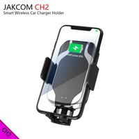 JAKCOM CH2 Smart Wireless Car Charger Holder Hot sale in Stands as mobile game holder mando para celular x box one video game