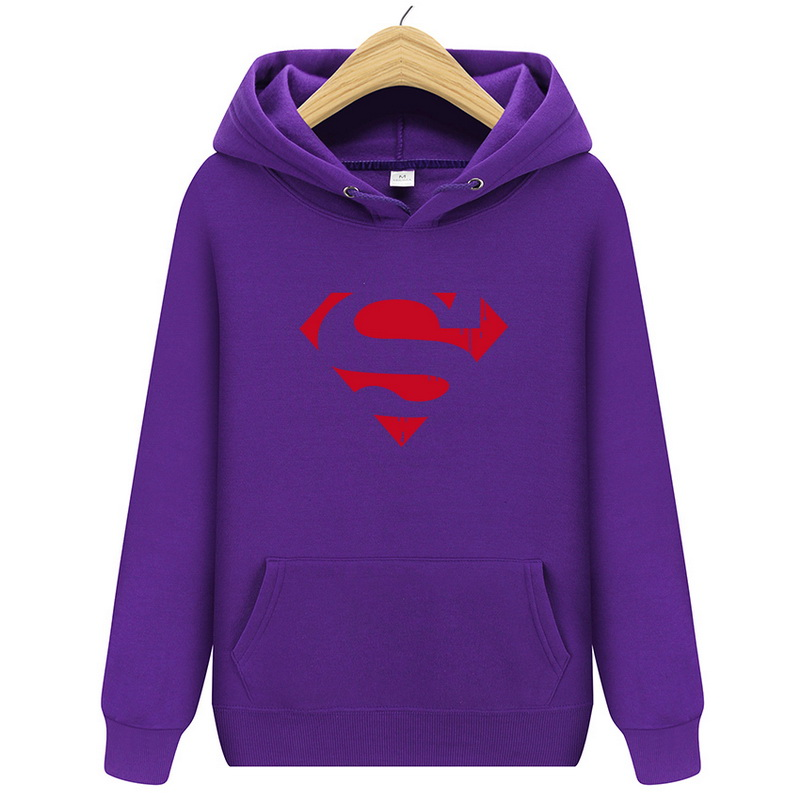 2018 Super Hero pullover Hoody Superman Batman Captain America the Flash Marvel Movie Men Cosplay Hoodie superhero Geek Hoodie