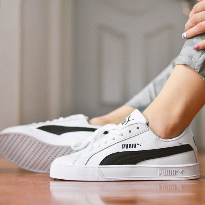 ce707c9f42cff3 Original New Arrival 2018 PUMA Smash Vulc Unisex Skateboarding Shoes  Sneakers-in Skateboarding from Sports   Entertainment on Aliexpress.com