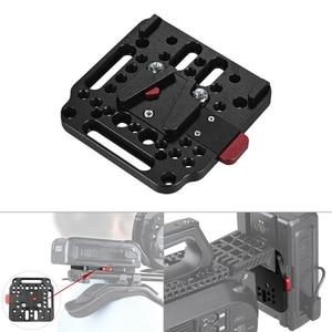 Image 3 - V Lock Assembly Kit Quick Release Plate Set Based on the Standard V Lock Camera Rig   1846 for V Mount Battery 2018 New