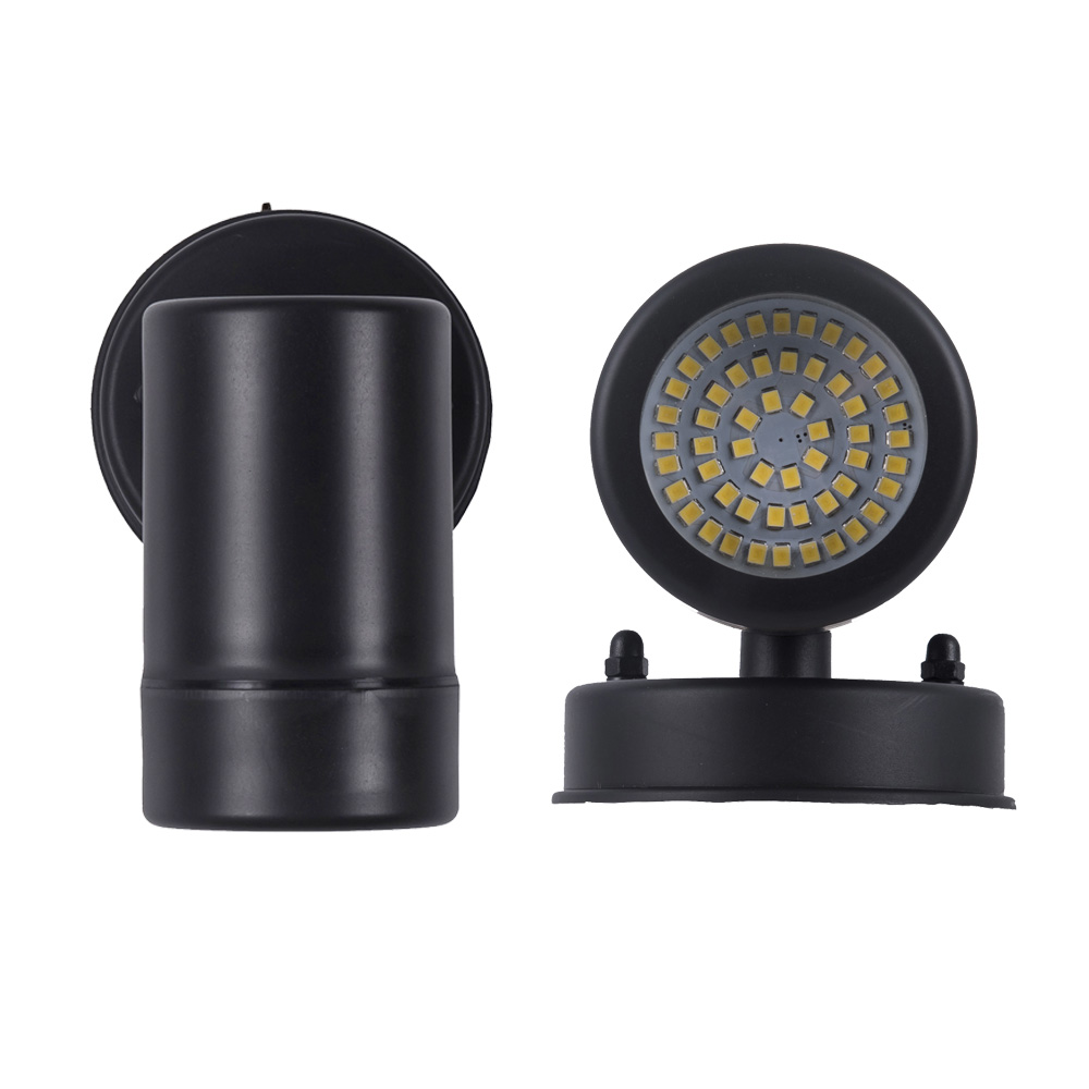 on off luzes Led varanda com motion sensor de Dois lado 5 W