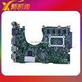 Para asus s200e 60-nfqmb1b01 987 cpu placa madre del ordenador portátil probado completamente todas las funciones buen trabajo