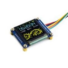 1.5 インチ RGB Colofulr OLED ディスプレイモジュール SSD1351 128 × 128 IIC arduino のラズベリーパイ STM32 3.3 ボルト  5 ボルト 16 ビット 65 k 色