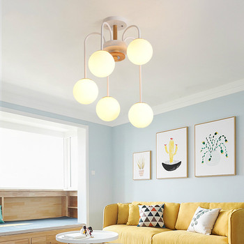 Eusolis Luce Del Pendente Del Led Lamparas Colgantes Avize Illuminazione Moderna Pendentes Para Sala De Jantar Iluminacion Interni Lampe Deco