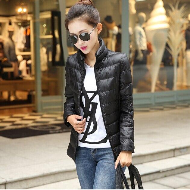 Модные зимние короткие куртки