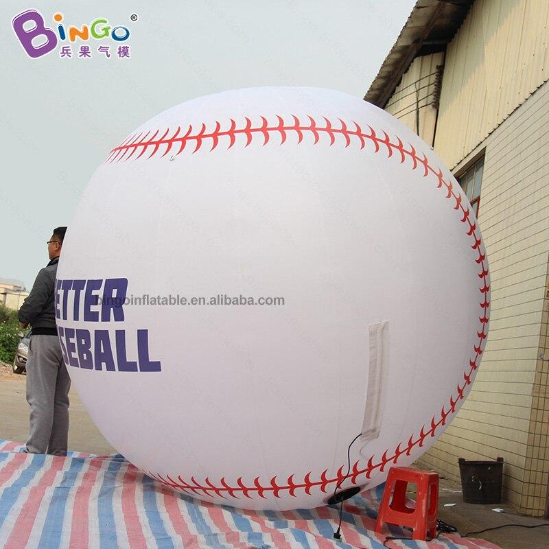 Индивидуальные 3 м диаметр гигантская надувная площадка для бейсбола/10 футов бейсбольная надувная лодка игрушки для показа - 4