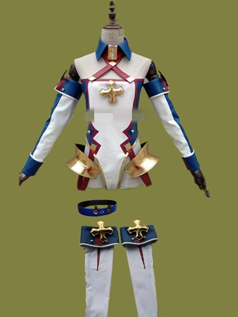 Bradamante FGO Cosplay Costume Fate/Grand Order Bradamante cosplay costume sexy halloween costumes custom made 1