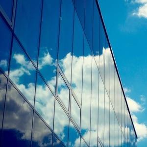 Image 5 - عرض 70 سنتيمتر الشمسية عاكس شباك الفيلم النهار الخصوصية اتجاه واحد مرآة الفضة الزجاج الحرارة التحكم ومكافحة الأشعة فوق البنفسجية للمنزل والمكتب