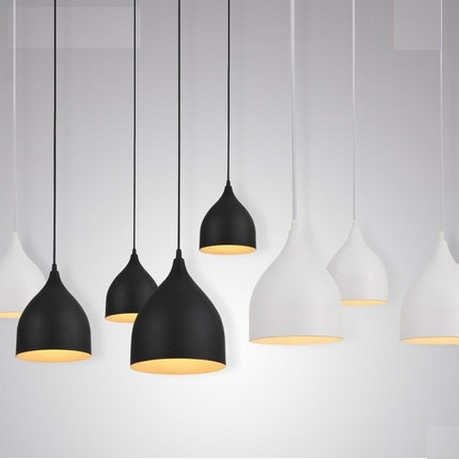 Nordic Loft Style Iron Droplight Modern LED Pendant Light Fixtures For Living Dining Room Hanging Lamp Indoor Lighting Lampara nordic simple iron droplight modern led pendant light fixtures for living dining room hanging lamp indoor lighting lampara
