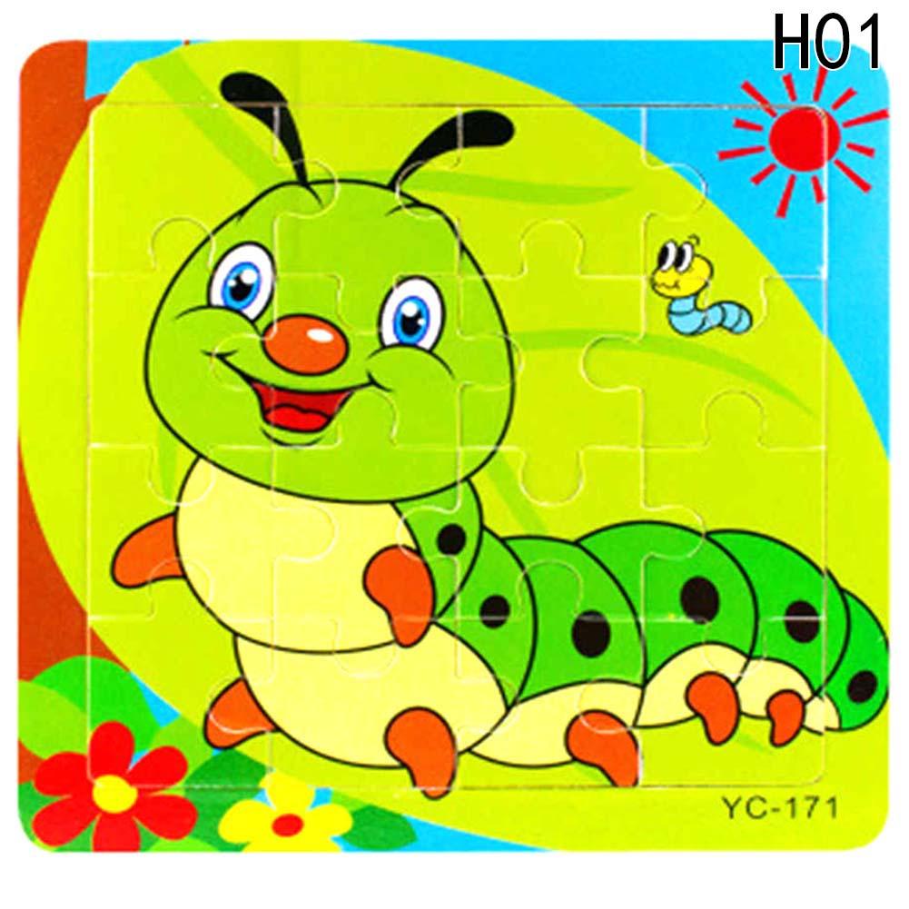 3D Бумага паззлы для детей игрушки Brinquedos игрушки для детей развивающие puzles игрушки Juguetes
