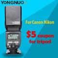 Беспроводная вспышка YONGNUO YN685  2 4G HSS  TTL/iTTL для Canon Nikon  поддержка YN560IV  YN560-TX  RF605  RF603 II  YN685C  YN685N