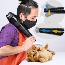 Профессиональная анионная термостатическая сушилка для собак