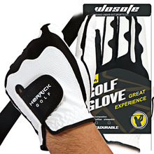 NEW golf glove men Left hand Soft cloth Breathable Non-slip free shipping