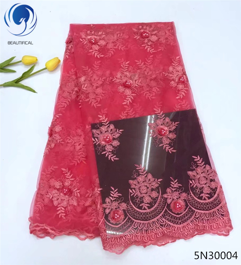 Beautifical spanish lace fabric african lace fabrics ...