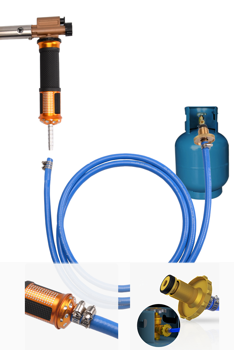 Liquefied Gas Welding Kit