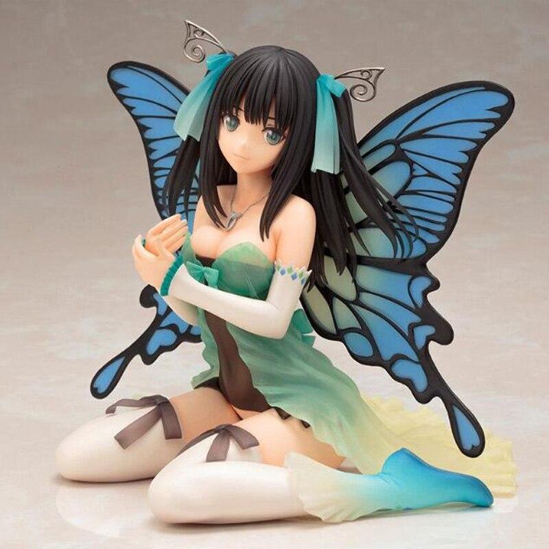 Figurine en forme de marguerite Miku, jouet de fée, poupée, figurines en PVC Nendoroid KA032