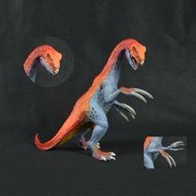 PVC Dinosaur Toys Therizinosaurus Plastic Action Figures Jurassic World Park Static Model Boys Gift for Kids