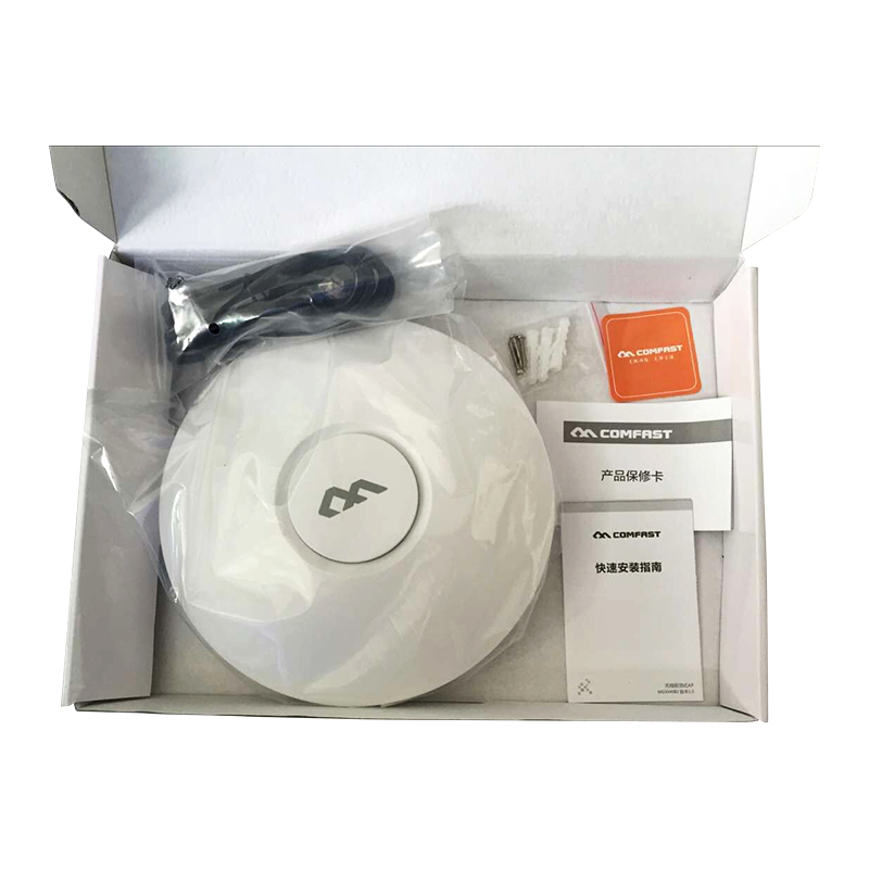 Image 5 - COMFAST CF E320V2 300M WiFi Ceiling Wireless AP 802.11b/g/n QCA9531 Enterprise Wifi System AP 48V POE OPEN DDWRT Access Point AP