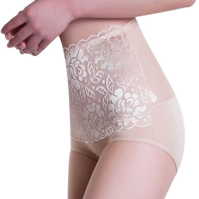 2803c14d62 Tummy Control Underpants High Waist Body Shaper Briefs Panties Women  s Underwear  Slimming Pants