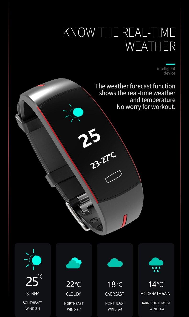 Professional Sport Smart Bracelet 10