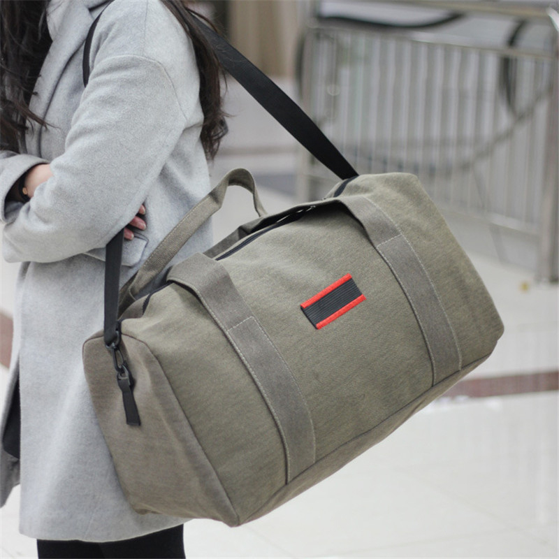 New Multifunctional Men's Handbag Casual Canvas Shoulder Bag Large Capacity Canvas Men's Travel Bags голицынский ю united states of america соединенные штаты америки isbn 9785992501377
