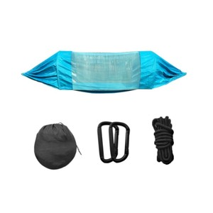 Image 4 - 275*145 Cm High Quality 2 Person  Camping  Mosquito Net Parachute Hammock  Hot Waterproof  Outdoor Home Swing Hammock