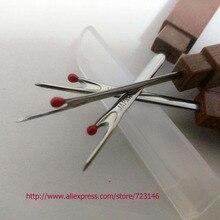 Новинка с листком клевера много стальных деревянных ручек ремесло резец резьбы шов рыхлитель стежка Unpicker иглы искусство швейные инструменты для pfaff janome
