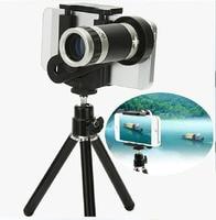 Tripod Stand Clip 8X 12X 18X Telephoto Mobile Phone Telescope Lens For Xiaomi Mi Note Pro