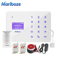 New android ios app remote control gsm alarm system home security russian spanish french english voice.jpg 200x200