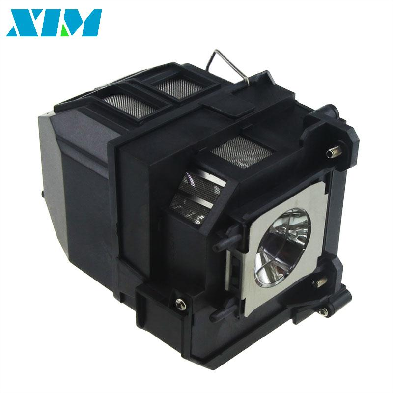 Elplp71/V13h010l71 Projector Bare Lamp with Housing for Epson Models: EB-470 EB-475W aliexpress hot sell elplp76 v13h010l76 projector lamp with housing eb g6350 eb g6450wu eb g6550wu eb g6650wu eb g6750 etc