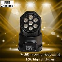 80W LED Spot Moving Head Light USA Luminums 80W LED DJ Spot Light 60W Gobo Moving