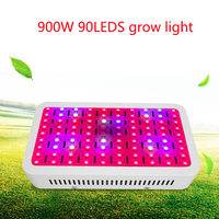 900 W LEVOU Crescer Iluminação Lâmpadas AC85-265V Planta Espectro Completo Para Hidroponia Com Efeito de Estufa Plantas Flores Vegetais