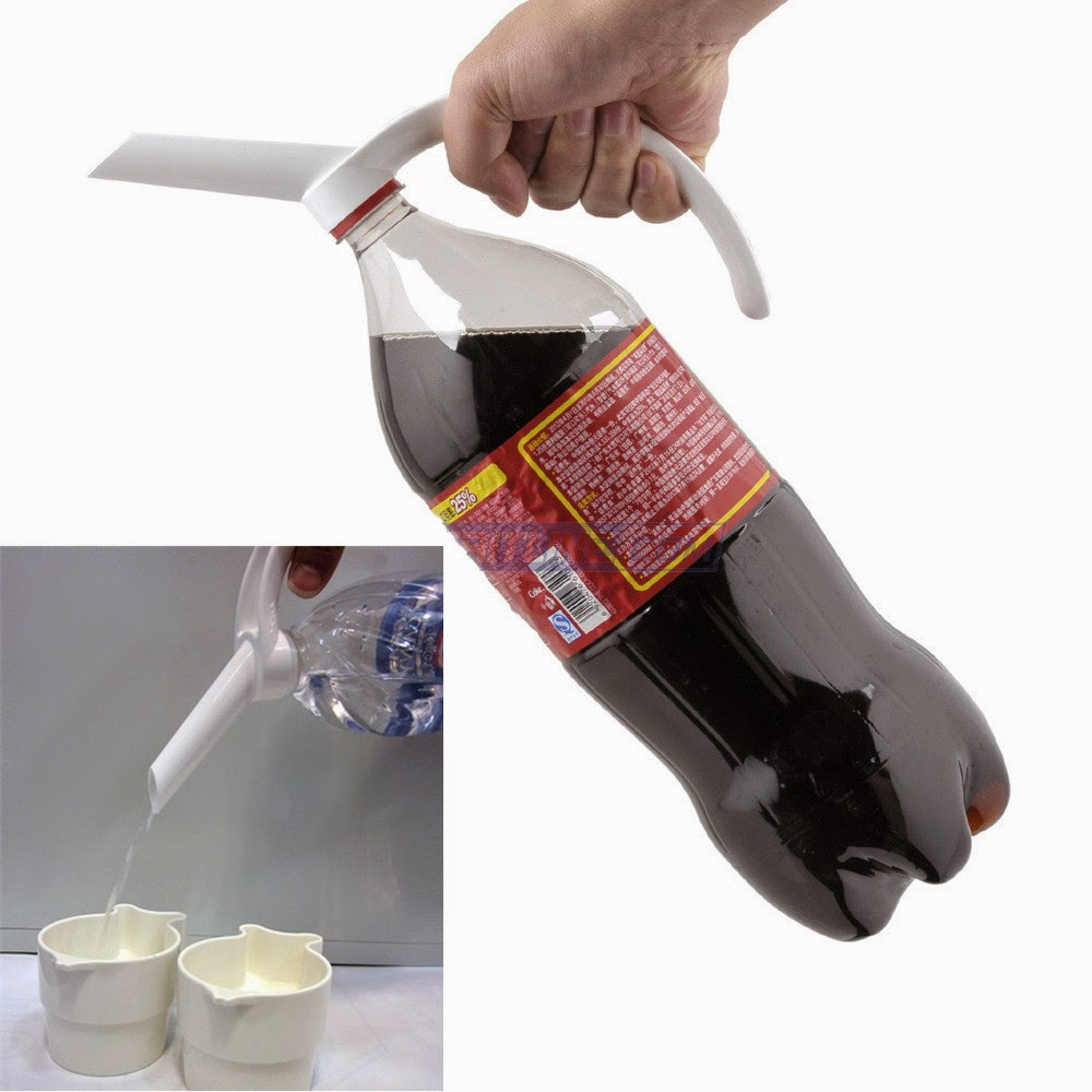 Aliexpress.com : Buy 1pcs/Set Creative Plastic Bottled Handle Soda ...