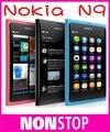 N9 original nokia n9 nokia n9-00 gps wifi 3g gsm câmera de 8mp 16 gb interno desbloqueado celular