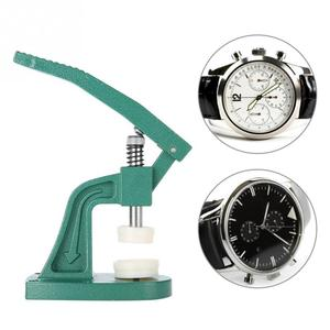 Image 5 - Crystal Watch Press Tool Wristwatch Back Case Cover Pressing With Dies Professional Watch Repair Tool Watchmaker