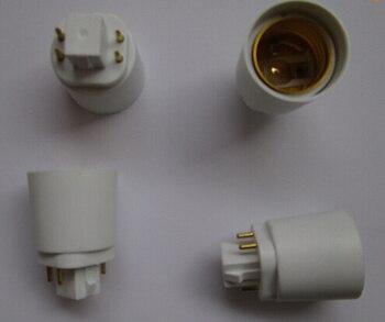 G24Q TO E26 lamp holders and lamp bases socket for light bulb