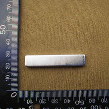 Free shipping 1pcs strong 50x10x5mm n50 rare earth industrial neodymium magnet permanent  50*10*5mm