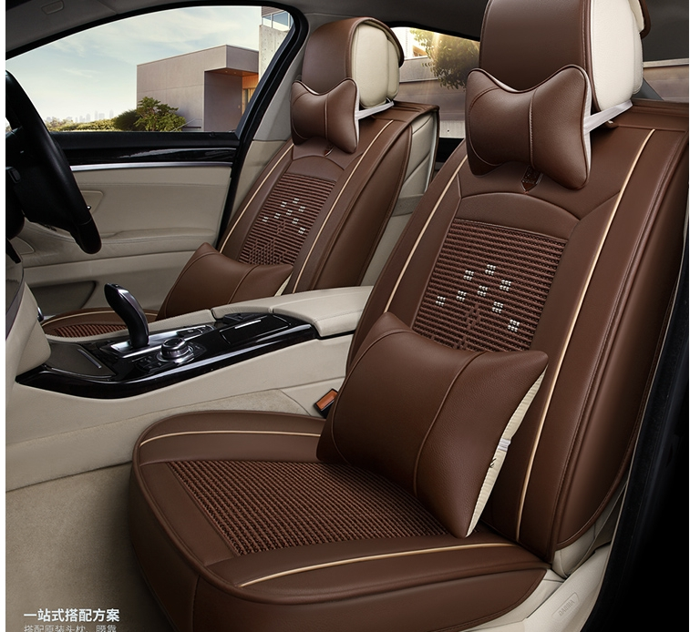 Good Car Seat Covers For Honda Accord 2016 2008 Comfortable Fashion Breathable Free Shipping