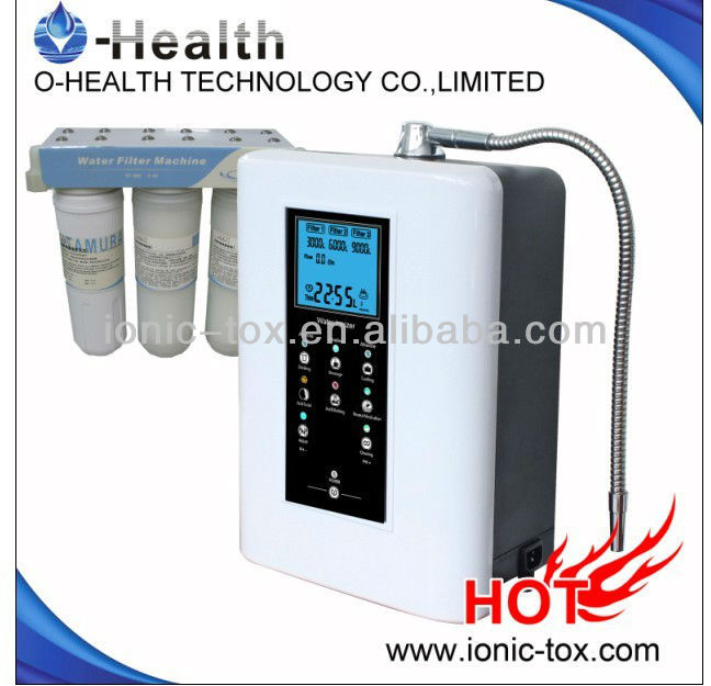 OH-806-3W Alkaline water Ionizer home Use Alkaline water Ionizer functional water 110V Water filter цена