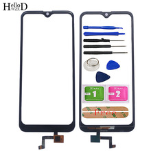 6.1'' Mobile Touch Screen Glass For Doogee Y8C Repair Parts Touch Panel Sensor Glass Digitizer Panel For Doogee Y8C Tools touch screen membrane panel glass for a851got lwd m3