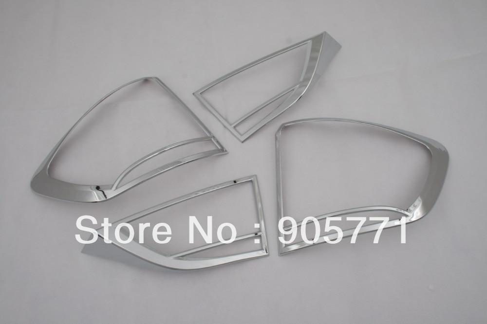 все цены на High Quality Chrome Tail Light Cover for BMW X1 E84 2010-2013 free shipping