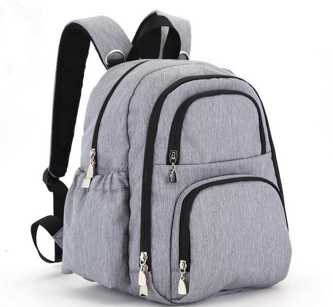 Diaper Bag Fashion Mummy Maternity Nappy Bags Brand Baby Travel Backpack Diaper Organizer Nursing Bag For Baby Stroller 2018 fashion brand baby kid diaper bags backpack waterproof diaper bag messenger bags with zipper beautiful mummy bag w21101